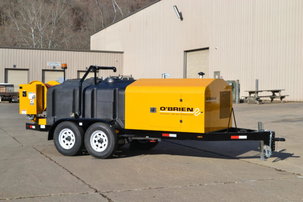 O'Brien 7065 Hydro Jetter Trailer