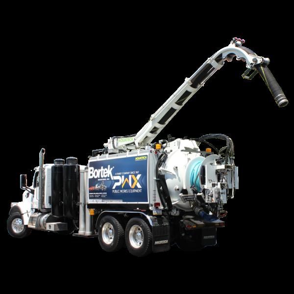 Aquatech B10 Combination Jet/Vac Hydro Excavator Sewer Cleaner