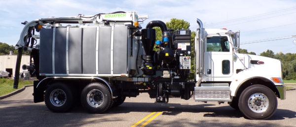 Aquatech Catch Basin Cleaner