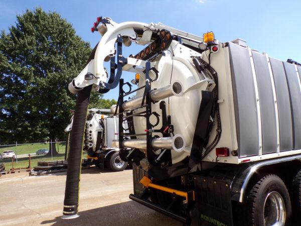Aquatech Catch Basin Vacuum Truck