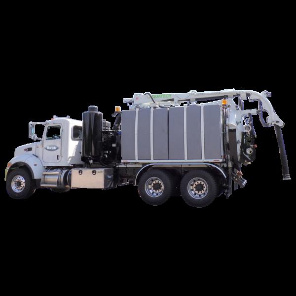 Aquatech Catch Basin Cleaner CB Series Vacuum Truck