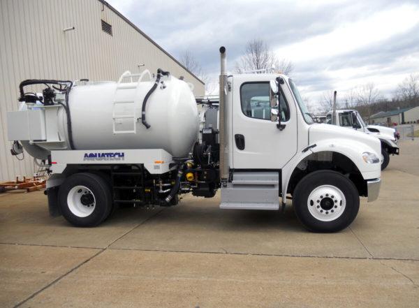Aquatech Water Jetter Truck