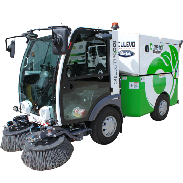 Dulevo Dzero2 Electric Street Sweeper