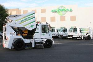 Global Environmental Viajet M4 M3 Street Sweeper