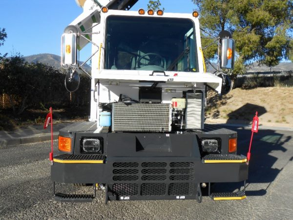 Global M4 CNG Street Sweeper