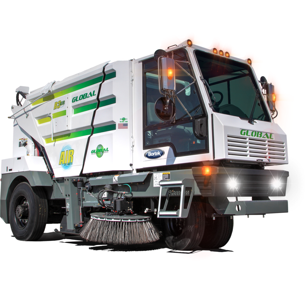Global R3air Street Sweeper Bortek Pwx
