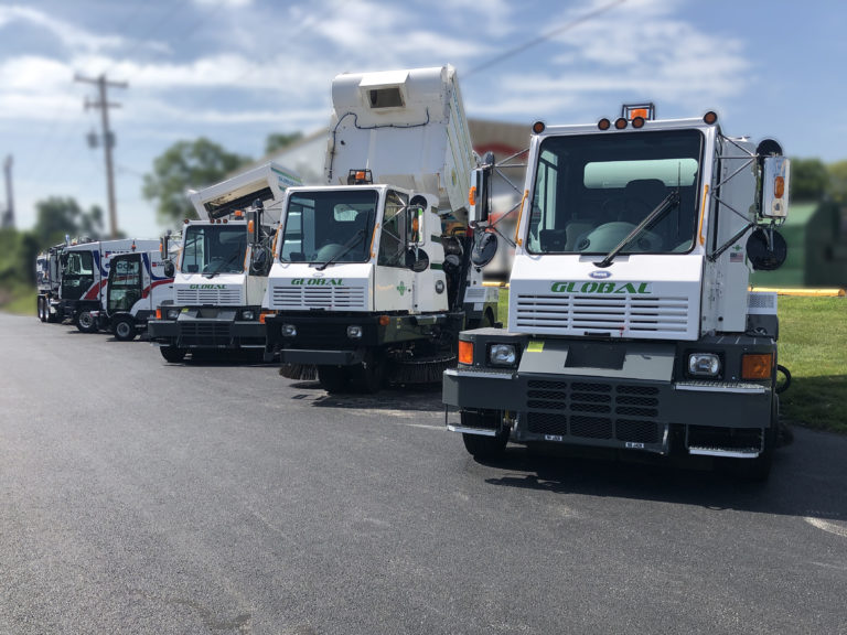 Buy or Rent Street Sweepers