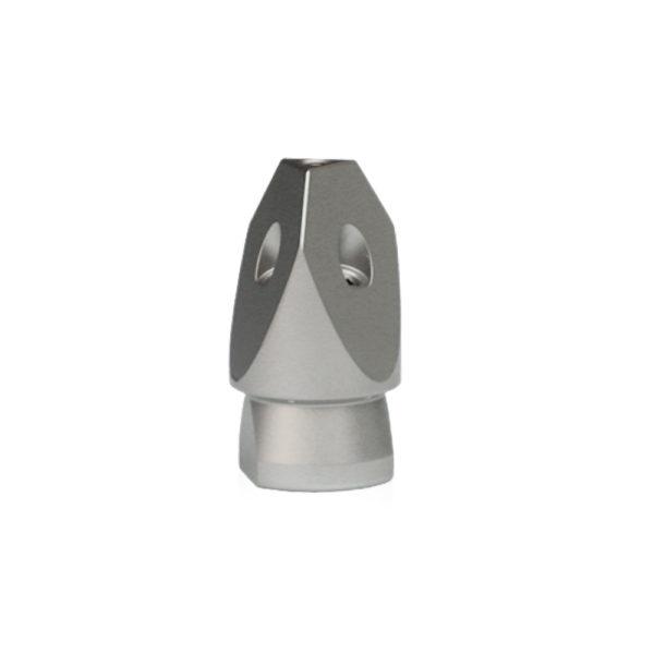 Chisel Jet Vac Sewer Nozzle (USB-USA)