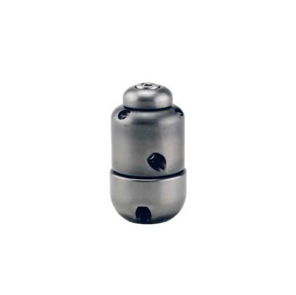 Front Push Rotor Jet Vac Sewer Nozzle (USB-USA)