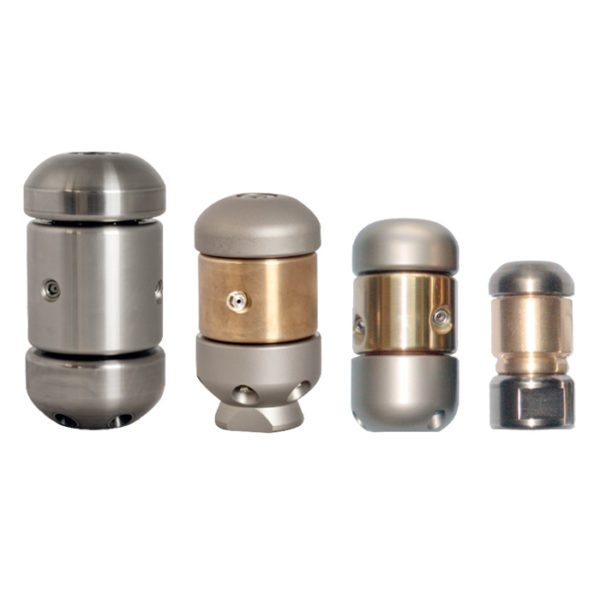 Rotor Family Jet Vac Sewer Nozzle (USB-USA)