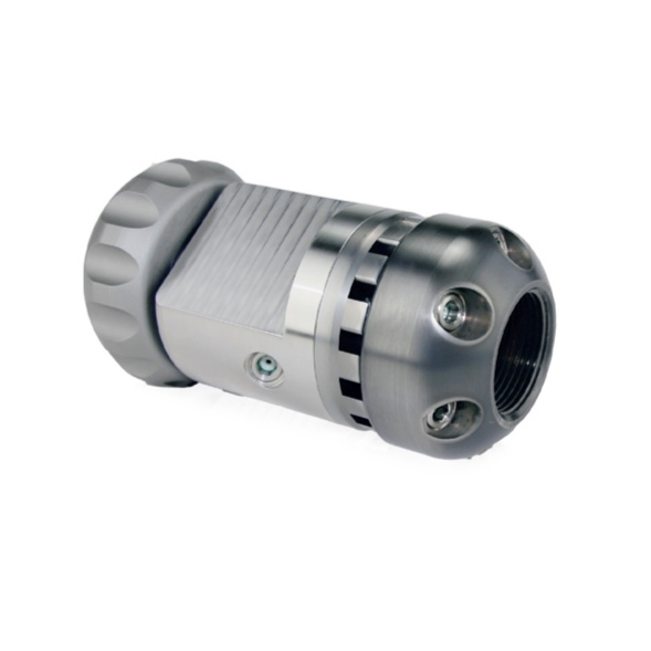 Rotating/Vibrating T-Hammer Jet Vac Sewer Nozzle (USB-USA)