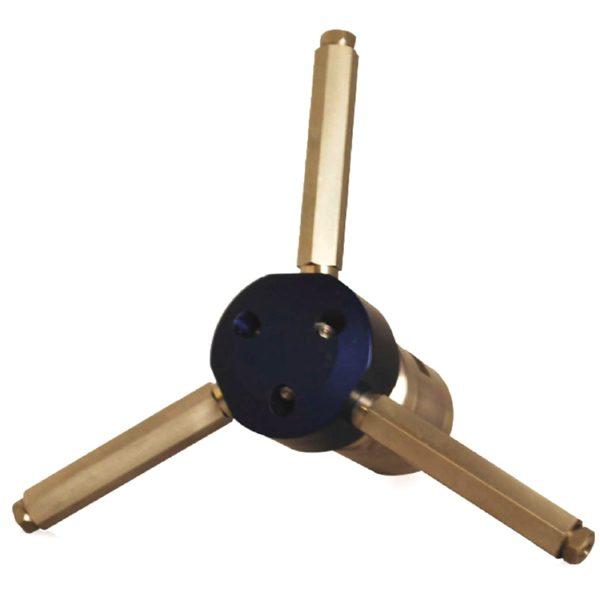 5050 - Spin-Jet Jet Vac Sewer Nozzle (USB-USA)