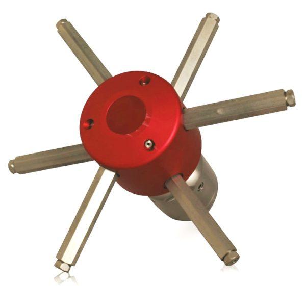 5055 - Spin-Jet - Jet Vac Sewer Nozzle (USB-USA)