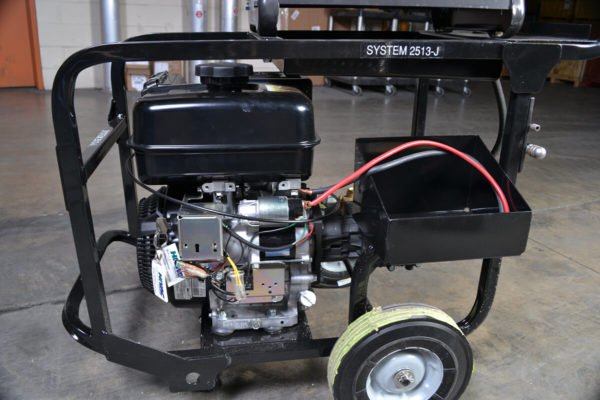 O'Brien 2500 Series Hydro Jetter Cart