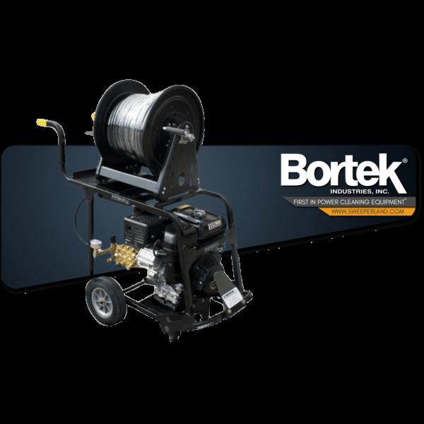 O'Brien 2500 Series Hydro Jetter Cart
