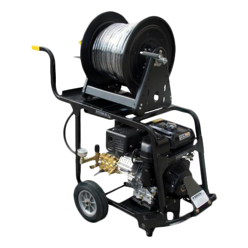 O'Brien 2500 Series Cart Hydro Jetter