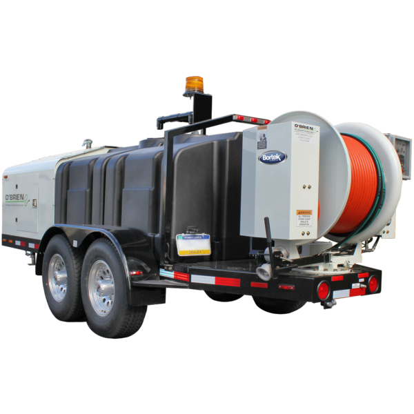 O'Brien 7000 Series Sewer Hydro Jetter