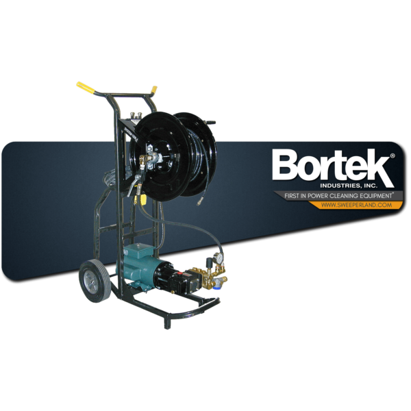 O'Brien 1220 Portable Dolly Hydro Jetter