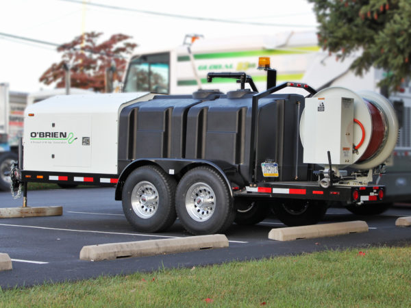 O'Brien Sewer Jet Trailer 7040-SC