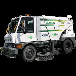 Global R4 Regenerative Air Street Sweeper