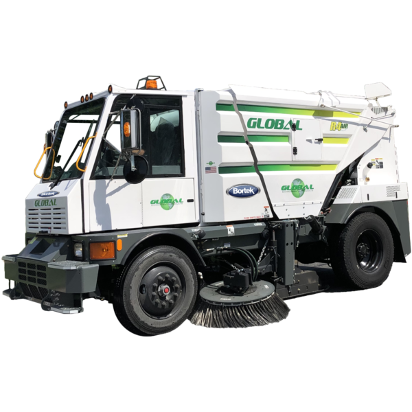 Global R4 Regenerative Air Street Sweeper