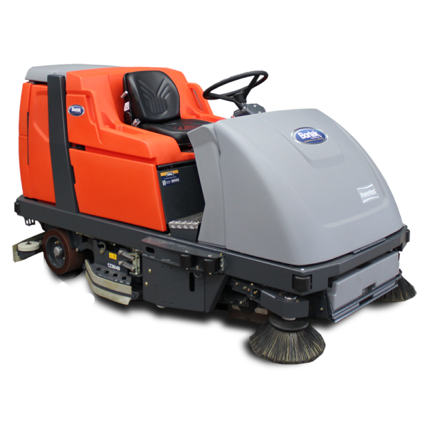 PowerBoss Admiral 48 Sweeper Scrubber