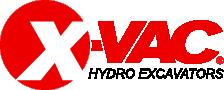 X-Vac Hydro Excavators Logo