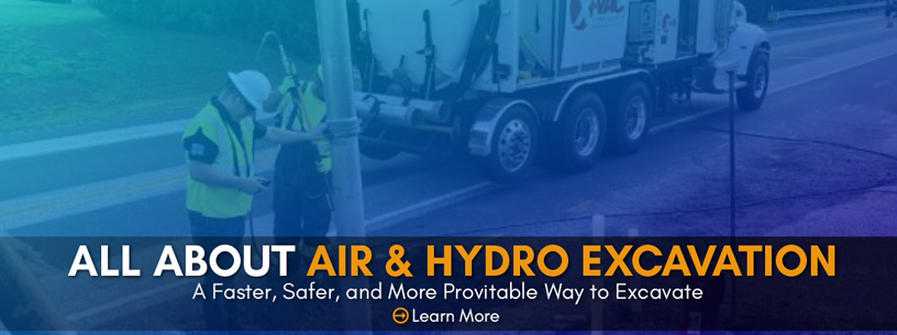 All About Air & Hydro Excavation