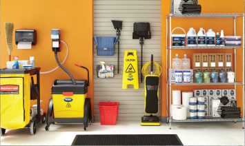 Shop Facility & Janitorial Supplies